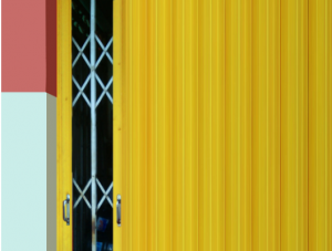 Keunggulan Pintu Harmonika