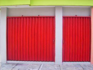 Pintu Praktis Harmonika