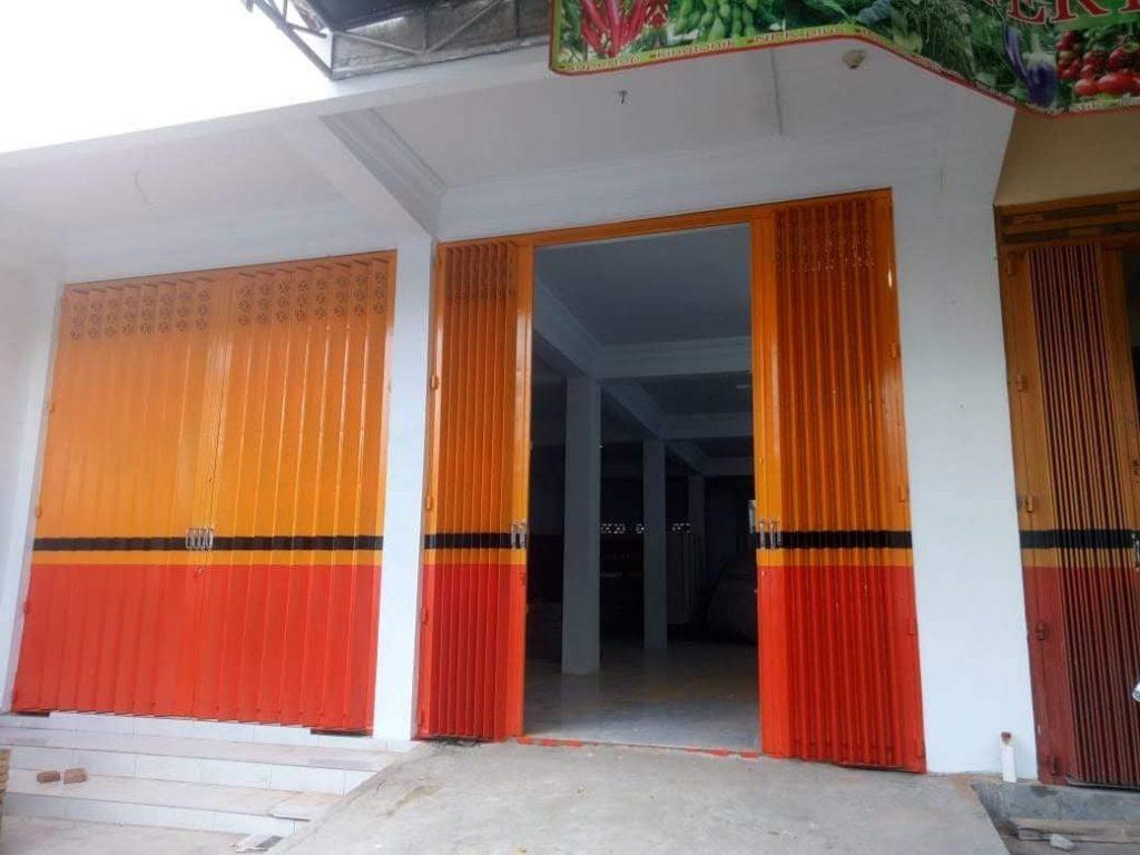 Pintu Harmonika Surabaya